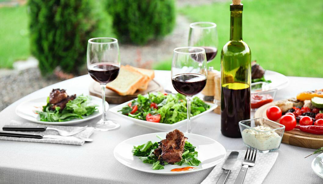 Vilka viner passar till sommarmaten?