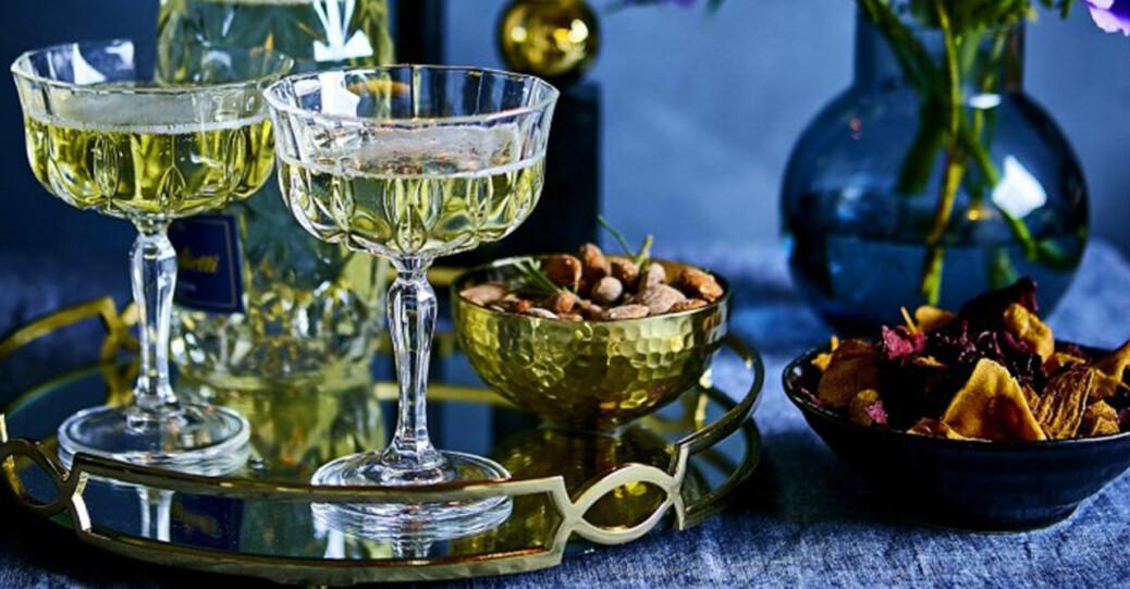 Vin till nyårsmaten och andra dryckestips