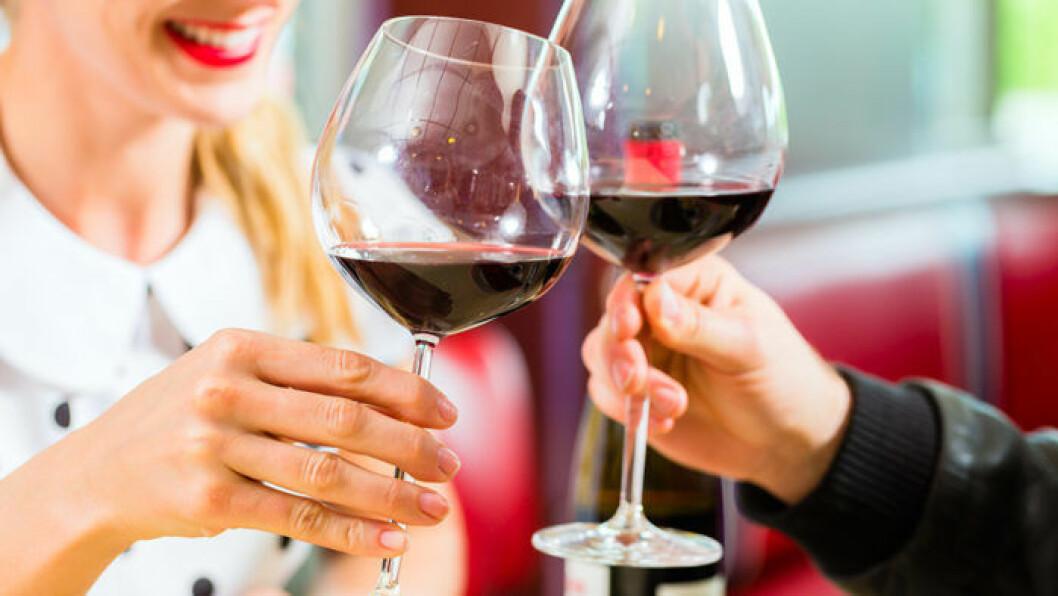 Doften av Pinot Noir påminner om feromoner. Foto: Shutterstock