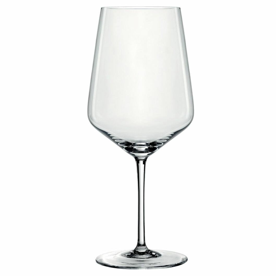 Rödvinsglas från Spiegelau