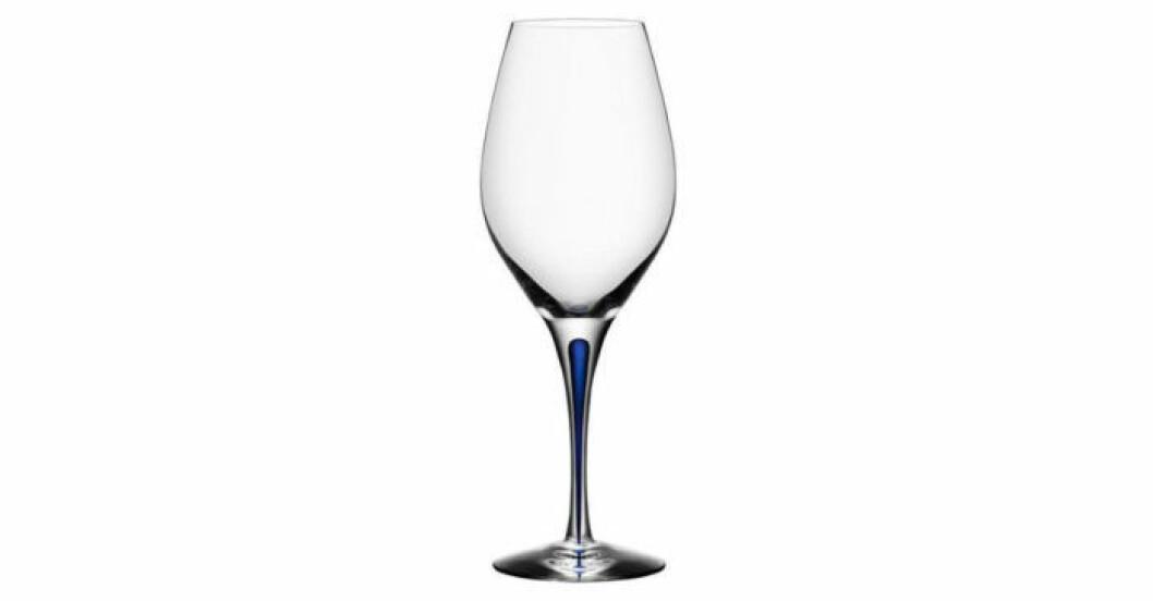 Klassiskt vinglas från Orrefors