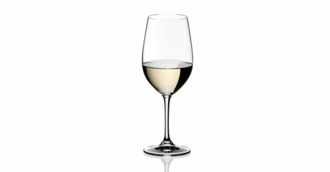 Klassiskt vinglas från Riedel