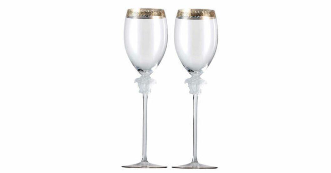 Exklusiva vinglas från Rosenthal