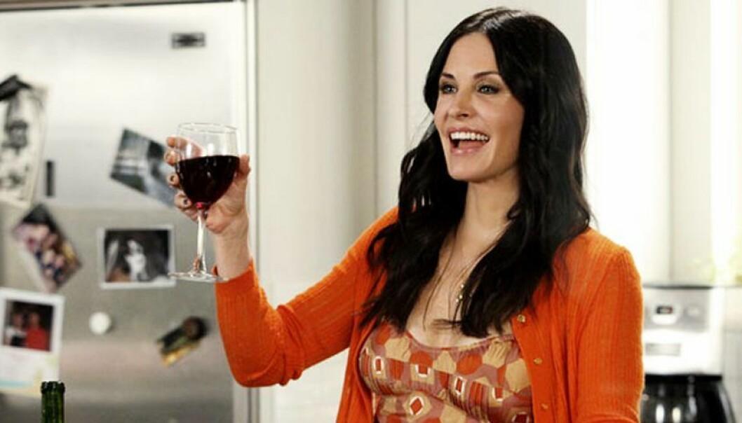 Monica dricker vin