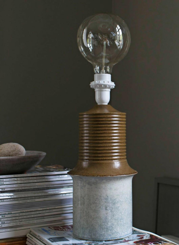 Lampa i vintagestil