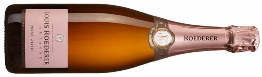 Louis Roederer Rosé (nr 77226), Frankrike, Champagne, 599 kr