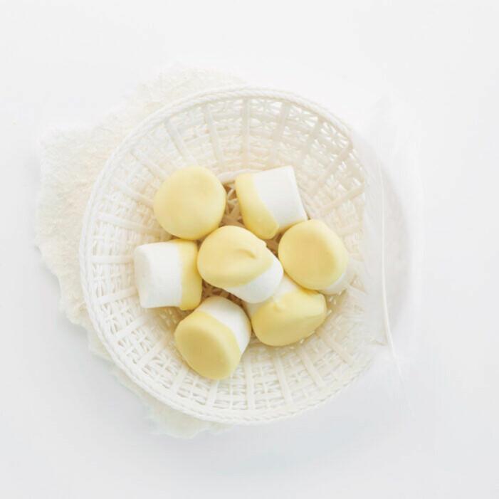 Recept på marshmallowgodis till jul och nyår