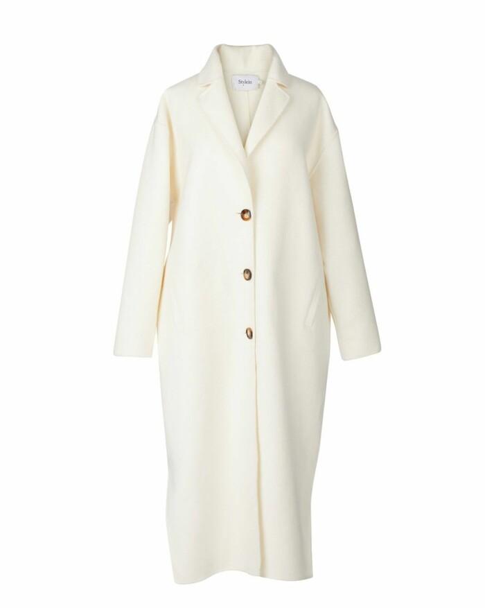 vit kappa från stylein