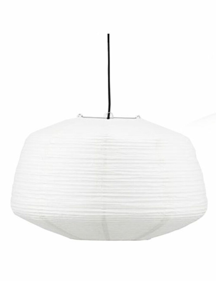 vit lampskarm house doctor