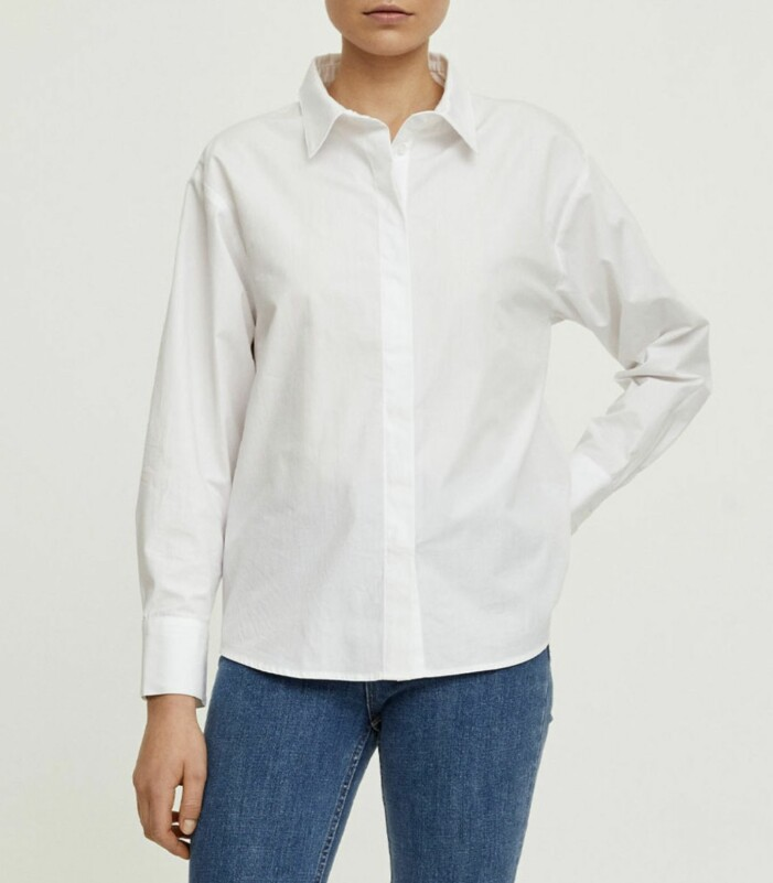 vit skjorta Stylein