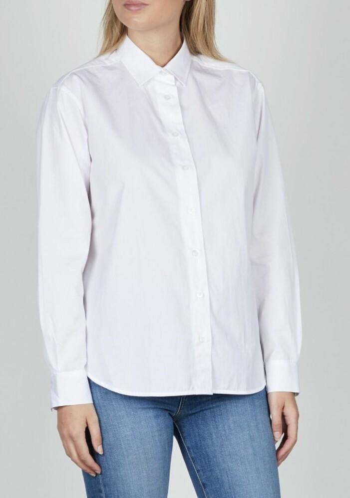 vit skjorta tôteme
