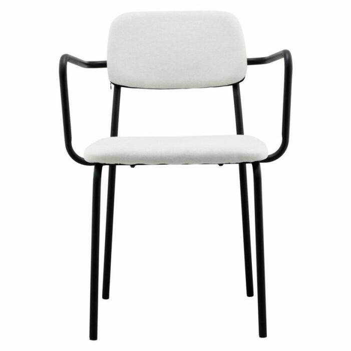 vit stol till kontor