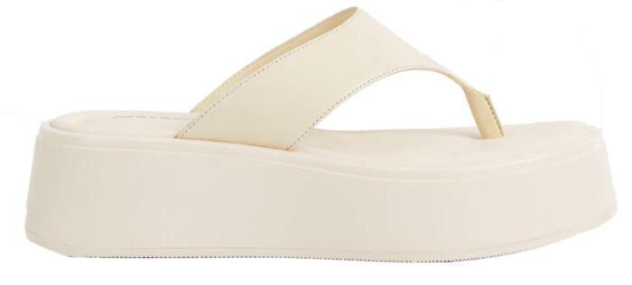 vit flip flop-sandal från vagabond.