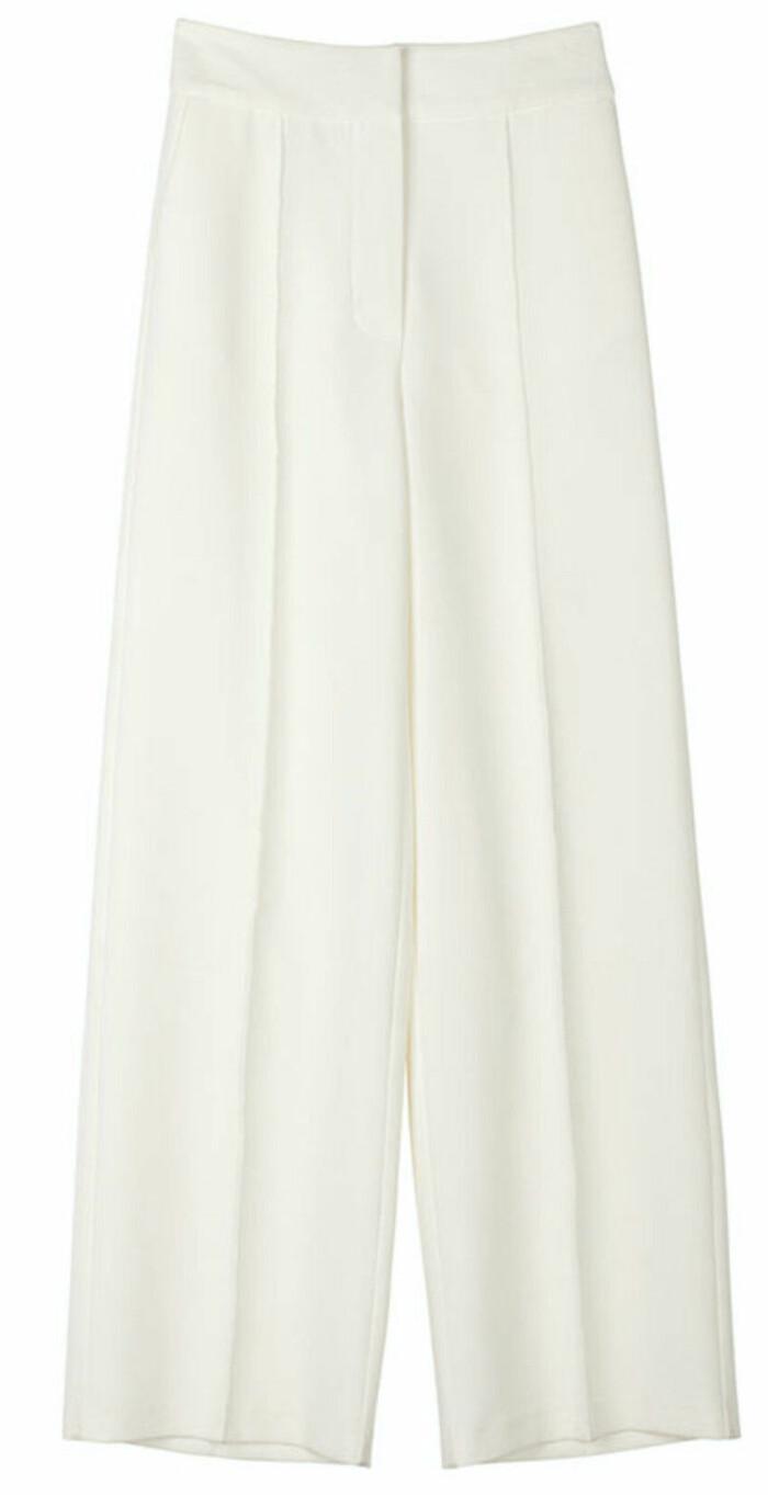 vita byxor från stylein.