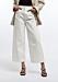 Vida jeans i vitt från Gina tricot som är ett snyggt och prisvärt par att satsa på i vår.