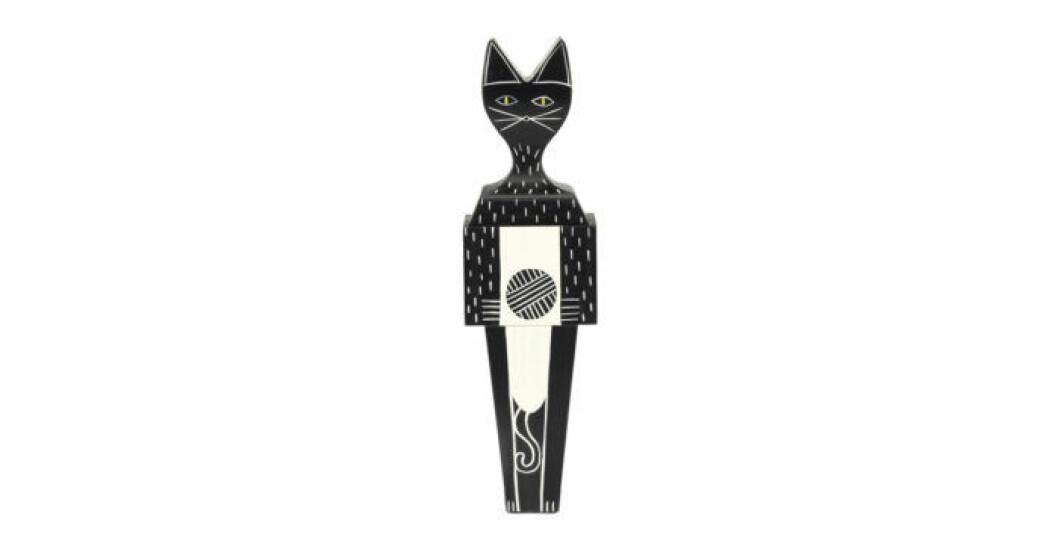 Wooden doll cat från Vitra