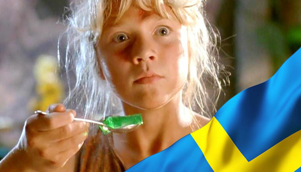 Sverige är i kvartsfinal i VM – men det var inte helt enkelt.