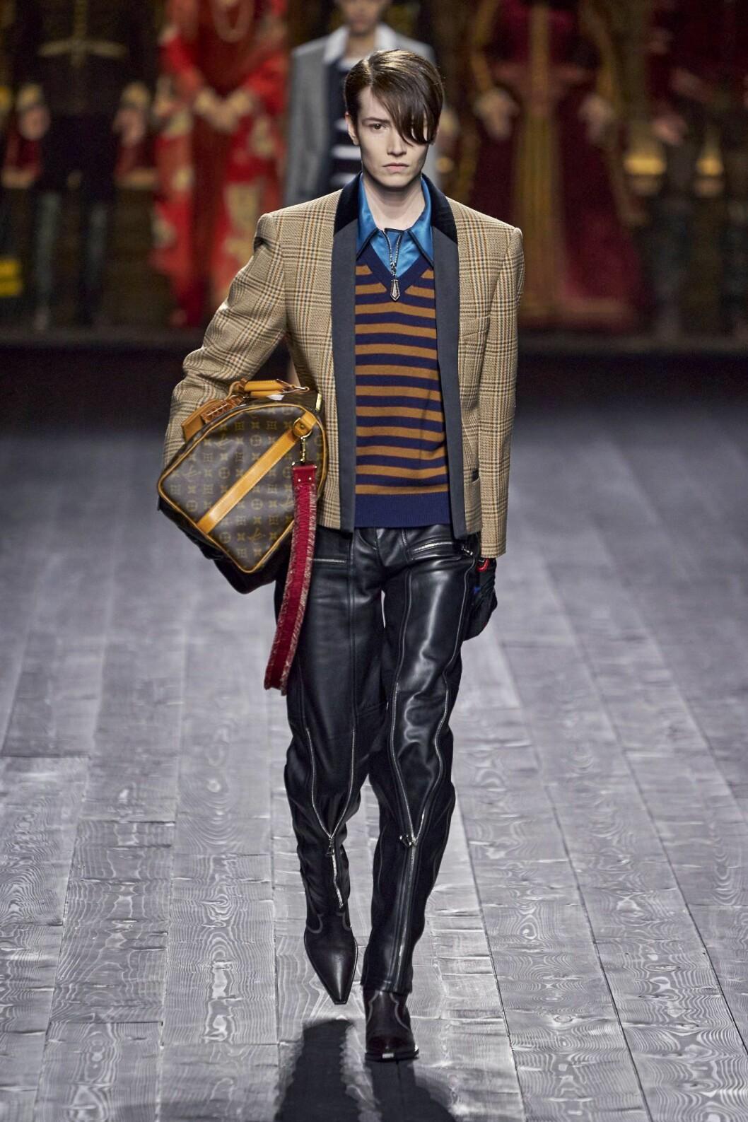 Louis Vuitton mode hösten 2020