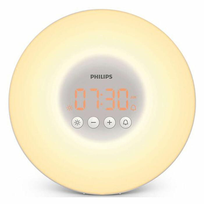 wake up light väckarklocka från philips