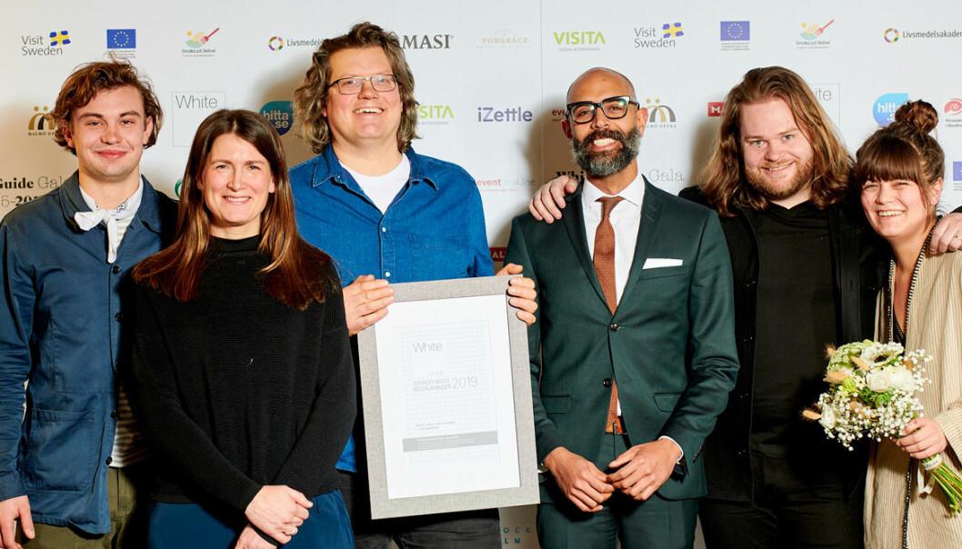Fäviken Magasinet fick pris för Årets Bästa Restaurang – Gastronomi.