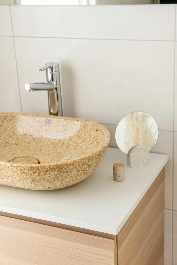 Compact living-tips för köket och badrummet, snygga detaljer för badrummet