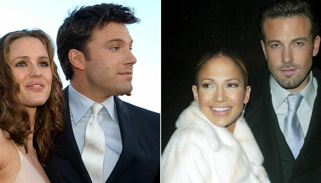 Jennifer Garners relation till Jennifer Lopez som nu är tillsammans med Ben Affleck - IGEN!