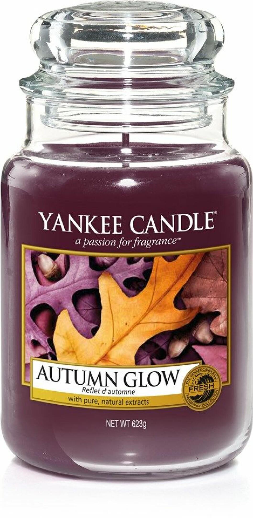 Doftljus höstdoft från Yankee