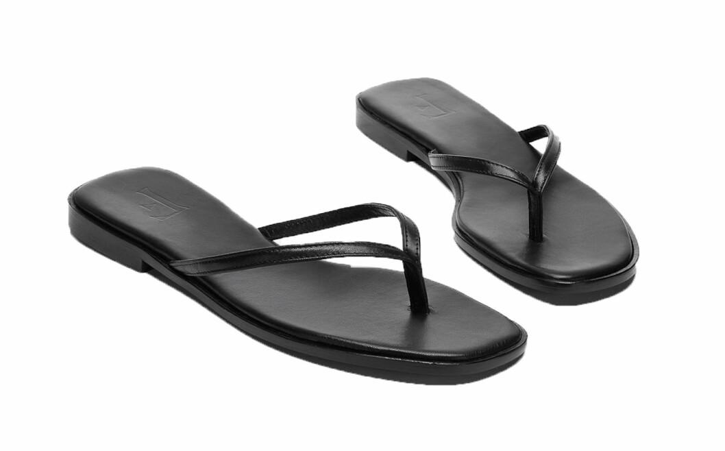 flip flop sandal från flattered