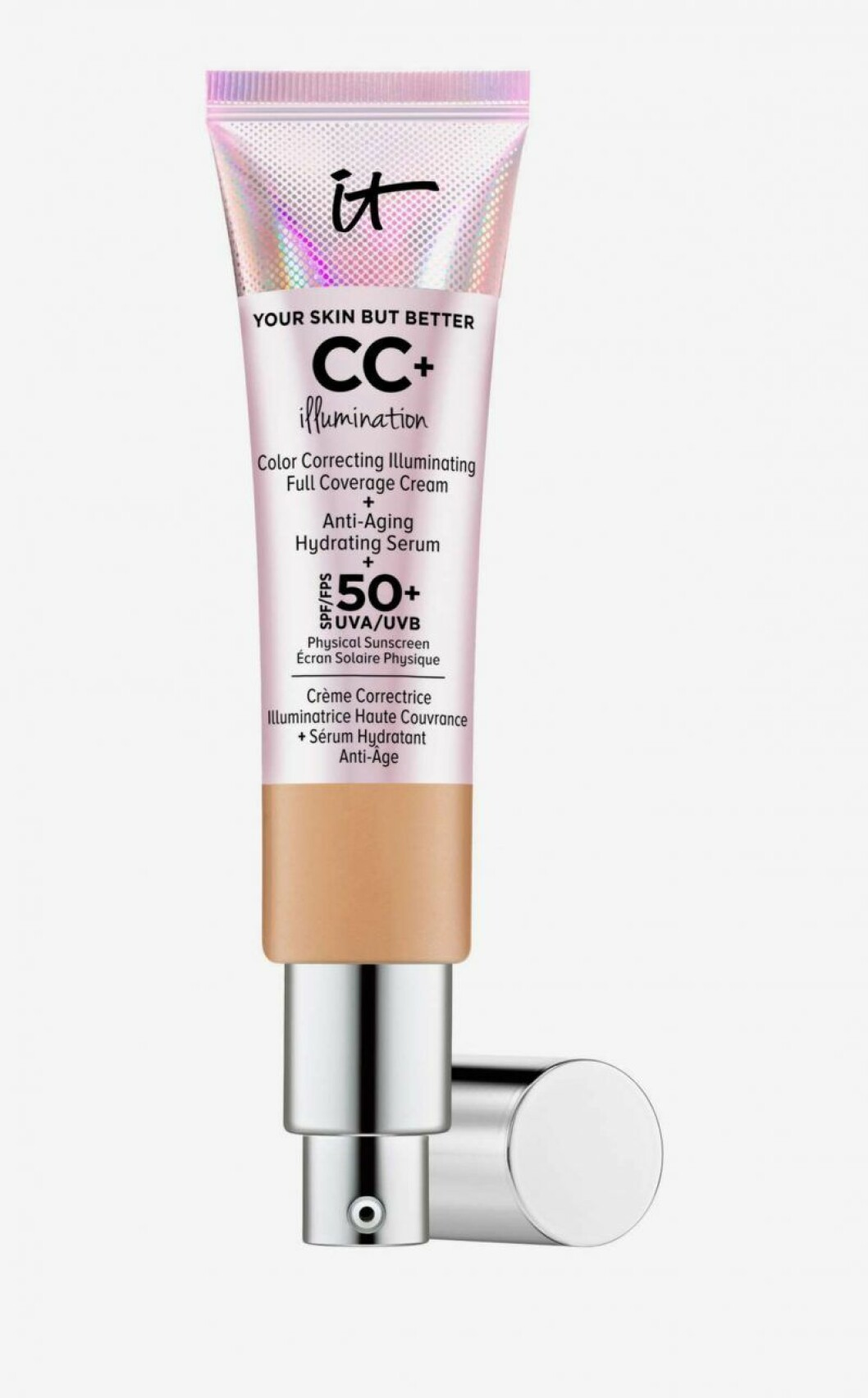 Your Skin But Better CC+ Cream SPF 50+ från It Cosmetics.