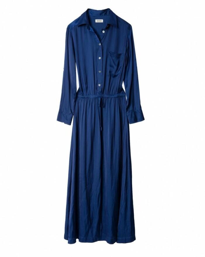 zadig & voltaire klänning