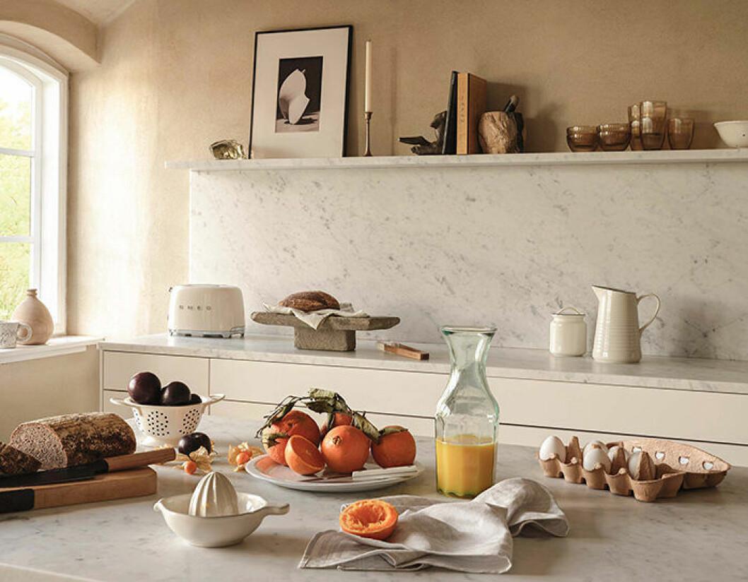 Köksredskap och attiraljer hos Zara Home i höst