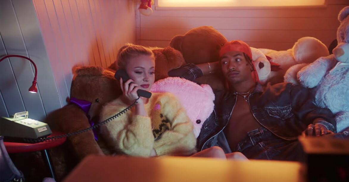 Allt vi vet om Lamin Holmén, Zara Larssons nya pojkvän