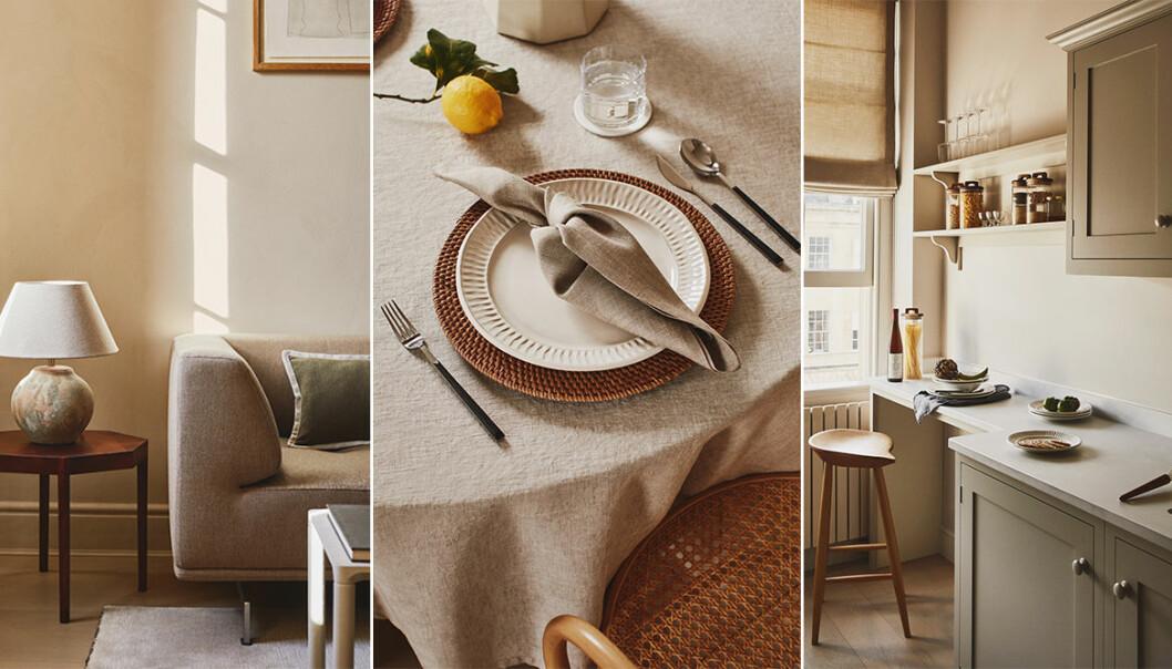 Zara Home våren och sommaren 2020